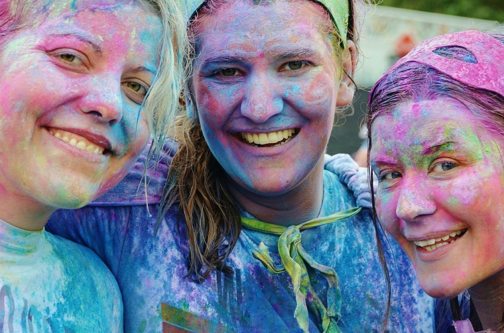 course-fun-color-run