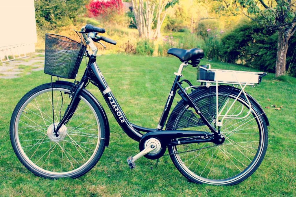 Le vélo électrique possède de multiple bienfait pour la santé et le corps.