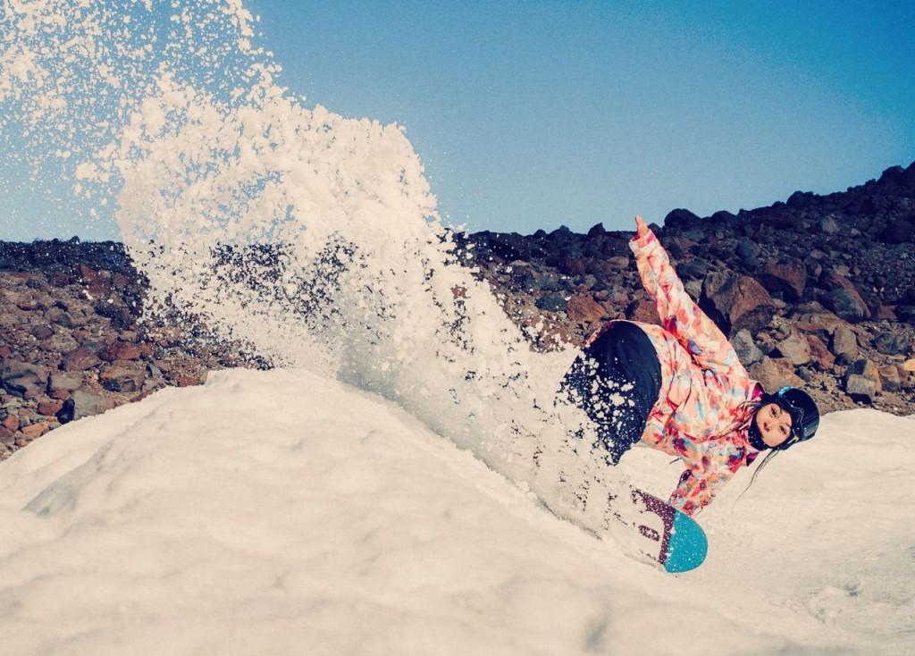 Bien choisir sa planche de snowboard quand on est une femme - Bien choisir sa plancha ...