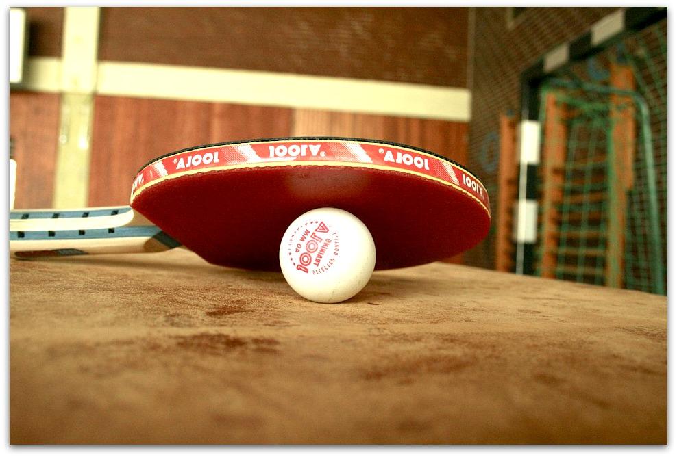 Votre raquette de ping-pong s'achète en fonction de plusieurs critères : renseignez-vous bien !