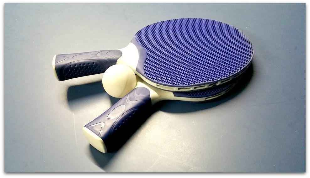 J'achète la raquette de ping-pong qui me correspond le mieux !