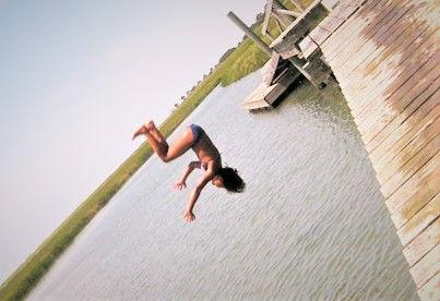 saut périlleux entrainement